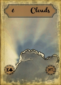 Lenormand #006 The Clouds